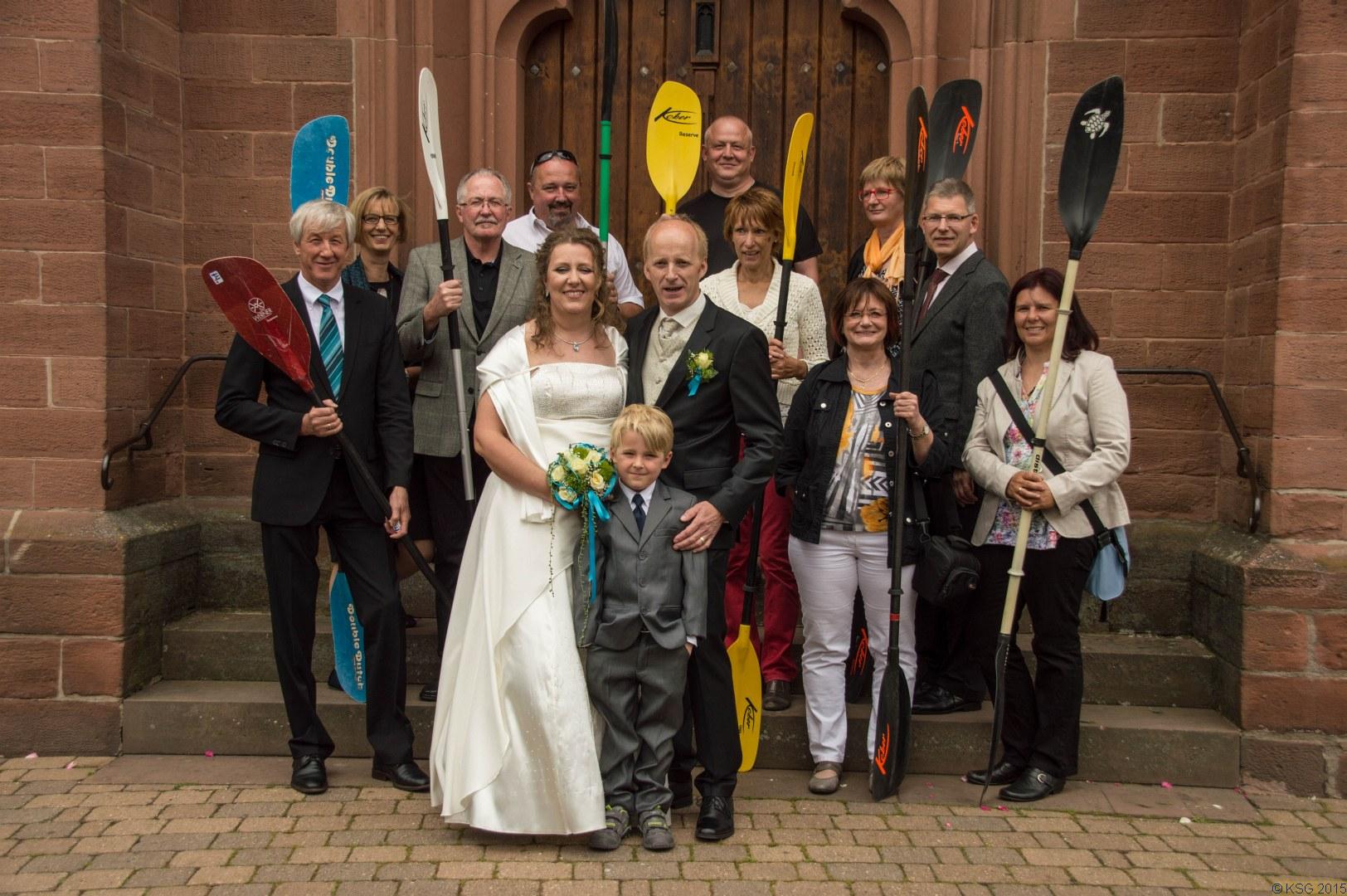 Hochzeit von Caren & Gerd